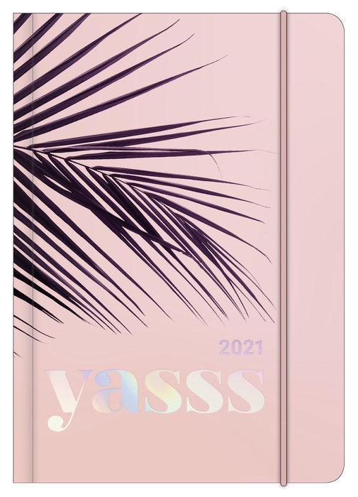 Agenda anual 2021 glamline yasss  new 12x17