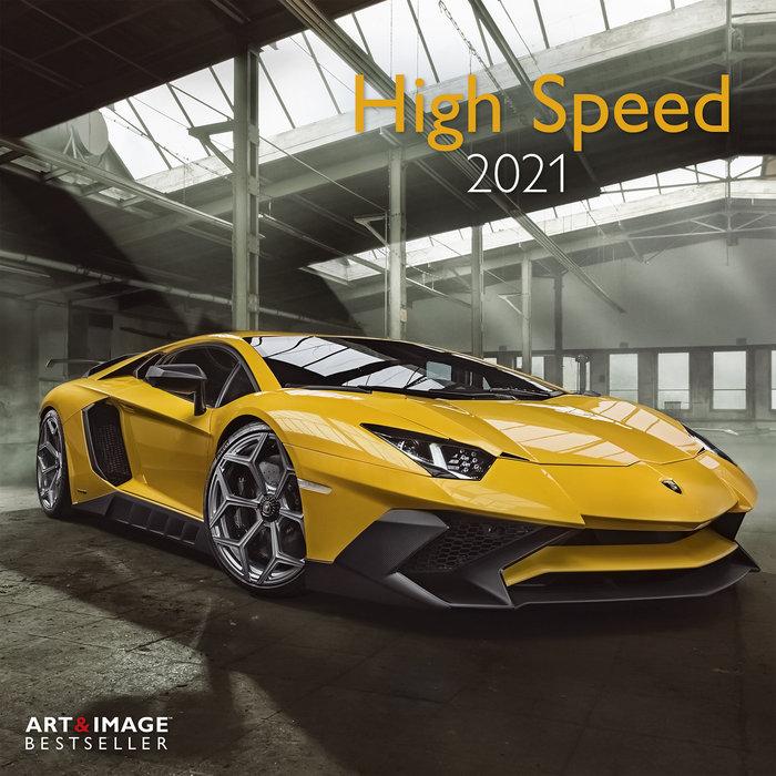 Calendario 2021 high speed ? 30x30