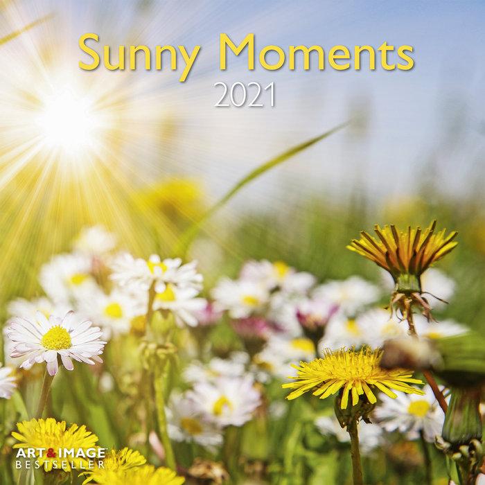 Calendario 2021 sunny moments 30x30