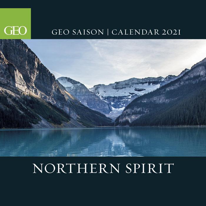 Calendario 2021 geo saison: northern spirit 30x30