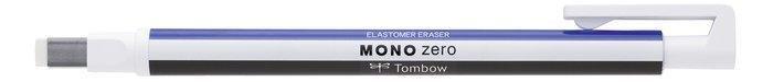 Portagoma tombow mono zero punta rectangular 2,5 x 5 mm blan