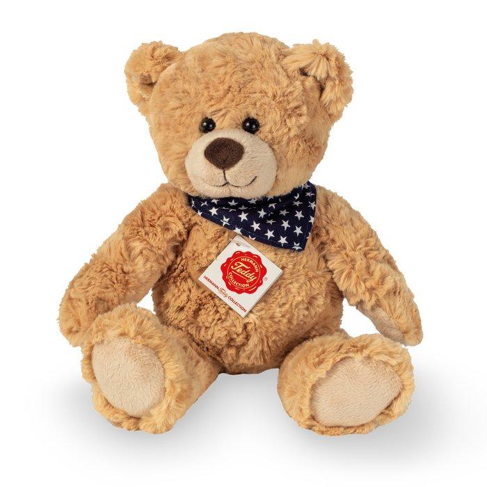 Peluche oso teddy color arena 30 cm