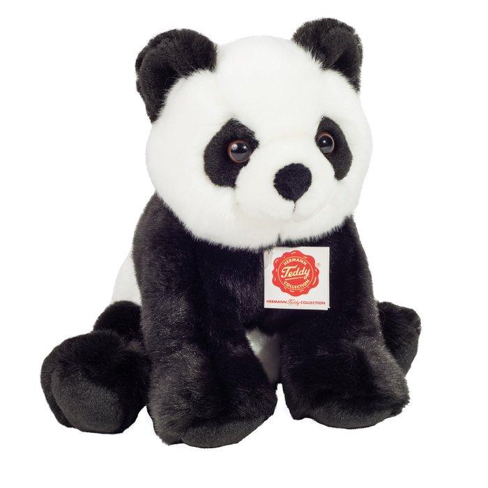 Peluche panda sentado 25 cm