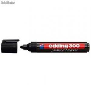 Rotulador edding 300 negro