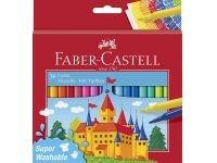 Rotulador faber castell 24 colores carton