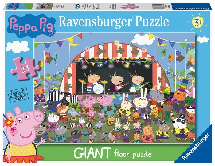 Puzzle peppa pig c 24 giant