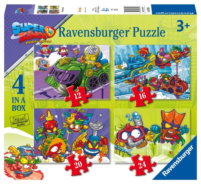 Puzzle super zings