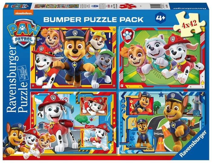 Puzzle 2x42 patrulla canina