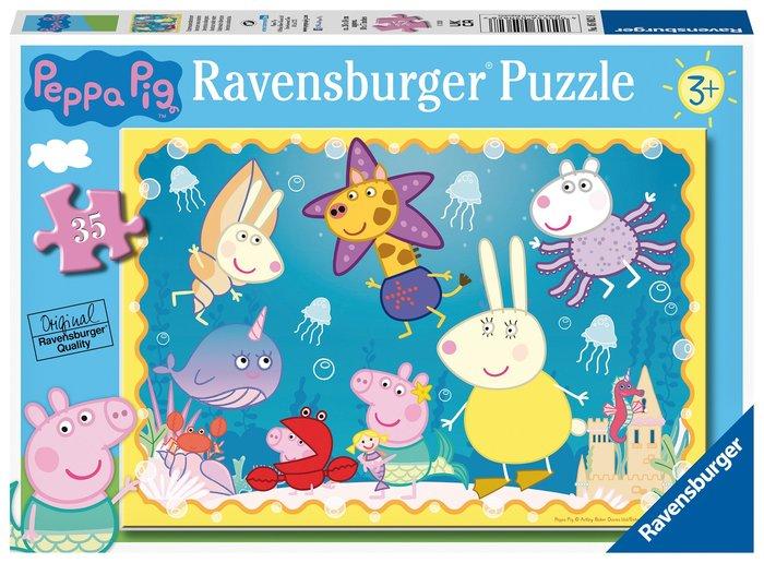 Puzzle peppa pig  35 pz
