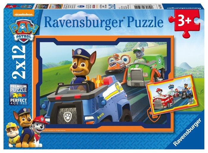 Puzzle 2x12 patrulla canina b