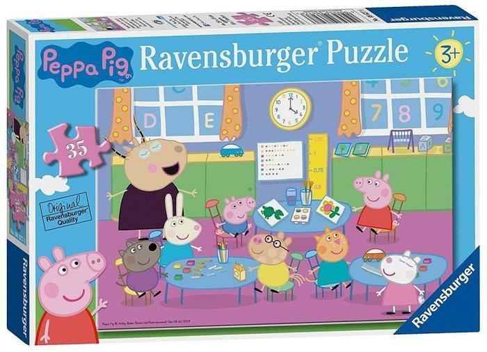 Puzzle0 peppa pig  b 35 pz