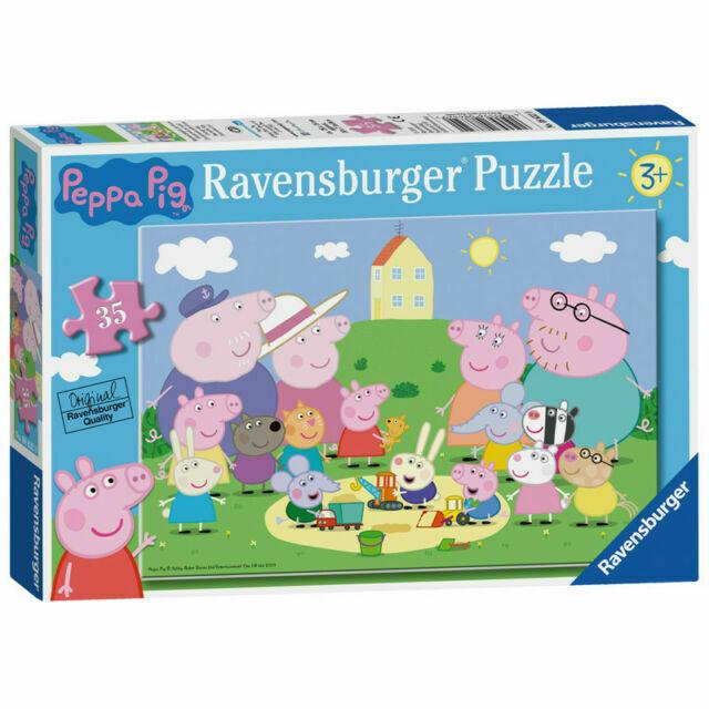 Puzzle peppa pig c 35 pz
