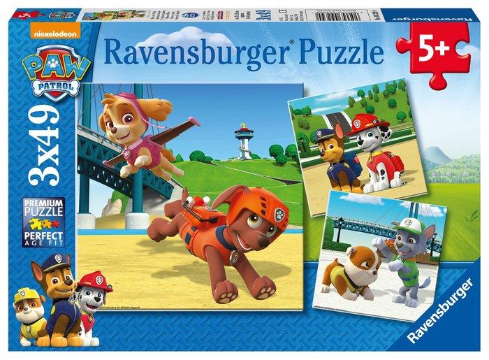 Puzzle 3x49 patrulla canina b