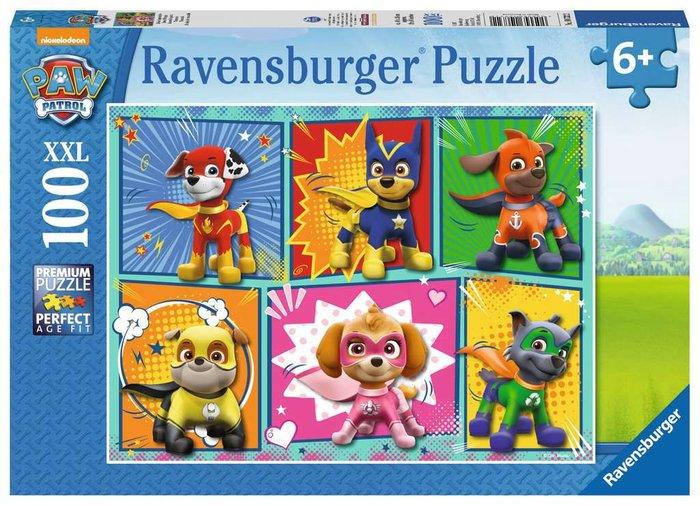 Puzzle 100pz xxl patrulla canina