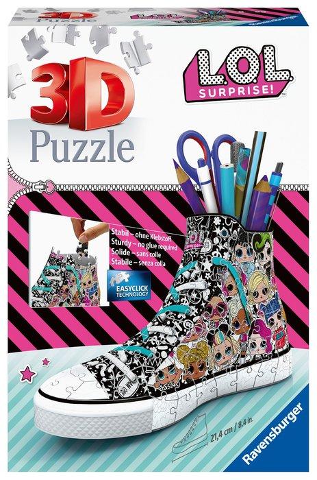 Puzzle sneaker l.o.l.portalapices