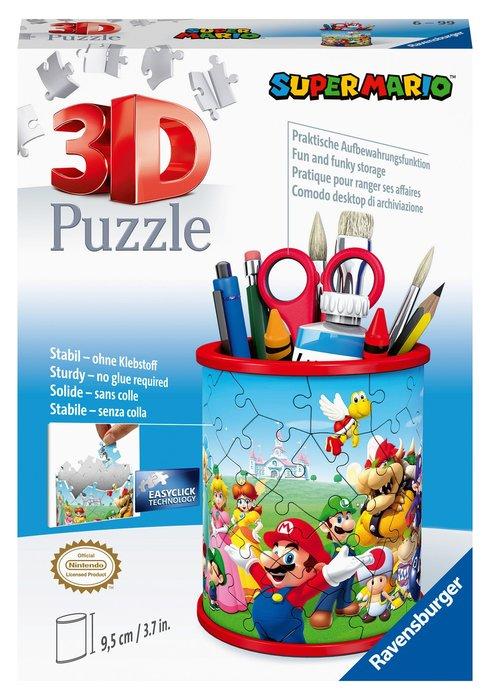 Puzzle 3d portalapices super mario