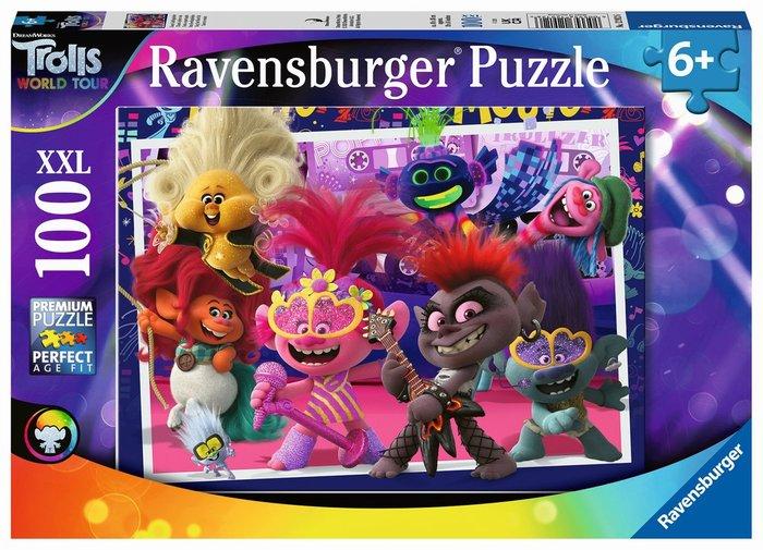 Puzzle trolls 2 100 piezas