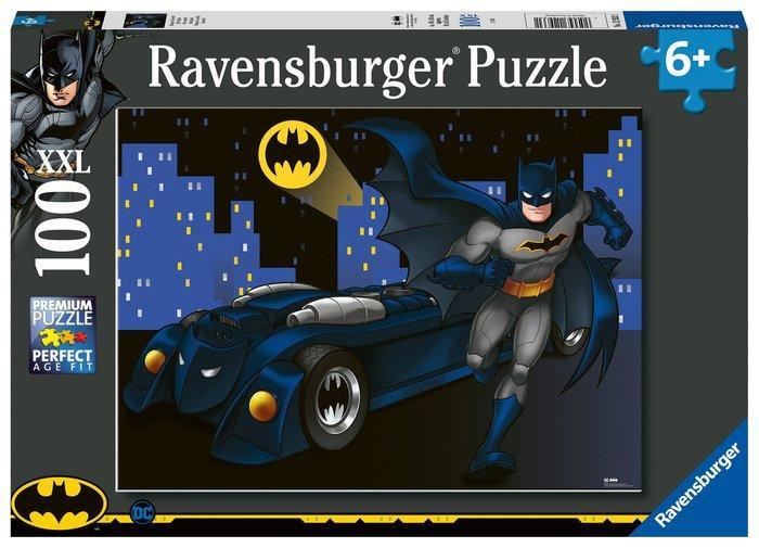 Puzzle batman 4 de 100 piezas