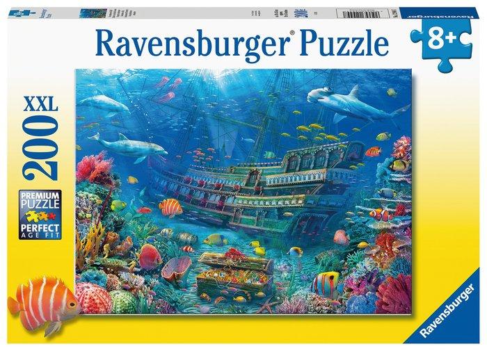 Puzzle xxl  descubrimiento submarino 200 pz