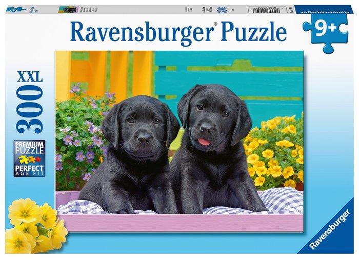 Puzzle xxl vida de perritos 300 pz
