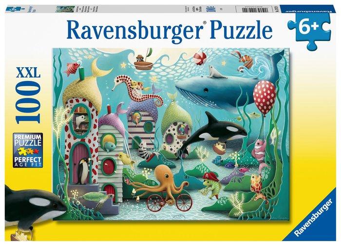 Puzzle xxl maravillas submarinas 100 pz