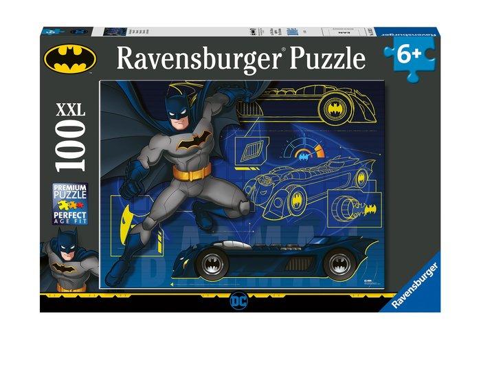 Puzzle xxl batman b 100 pz