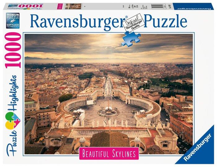 Puzzle roma vaticano 1000 piezas