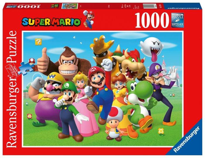 Puzzle super mario 1000 piezas