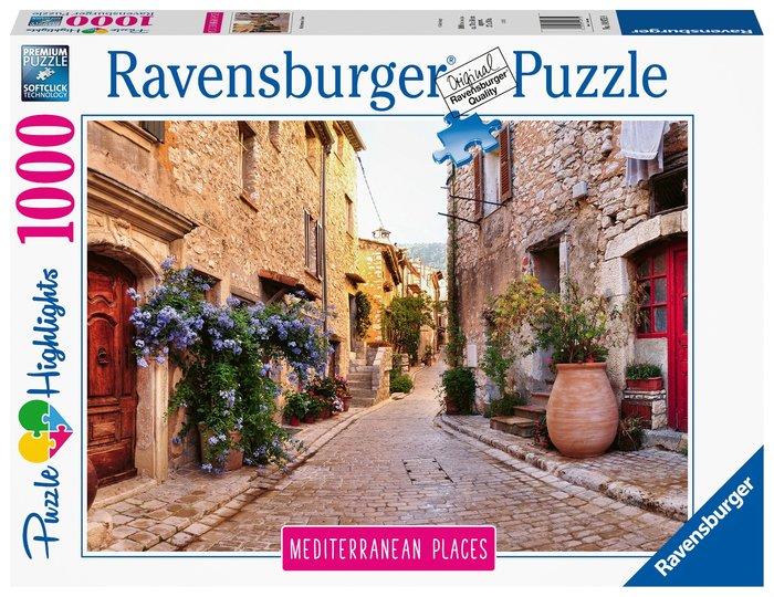 Puzzle 1000 p francia mediterraneo