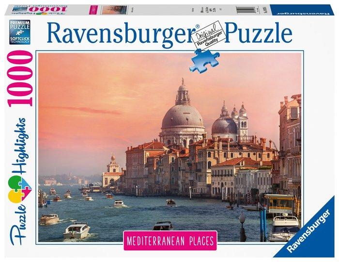Puzzle mediterranean italy 1000 piezas