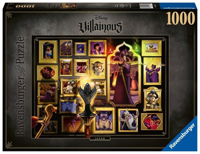 Puzzle 1000 p villanos jafar
