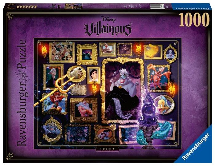Puzzle villainous ursula