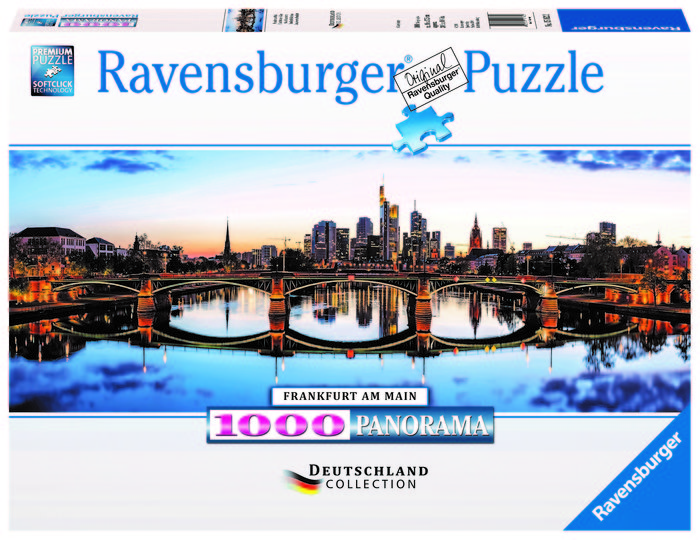 Puzzle frankfurt am main 1000 pzas