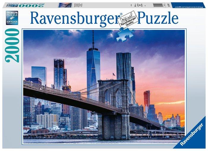 Puzzle de brooklyn a manhattan 2000 p