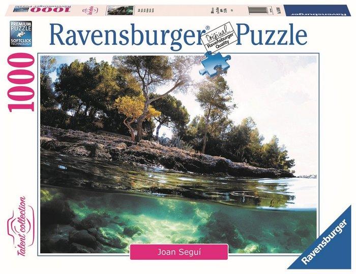 Puzzle ravensburger puntos de vista 1000 pz