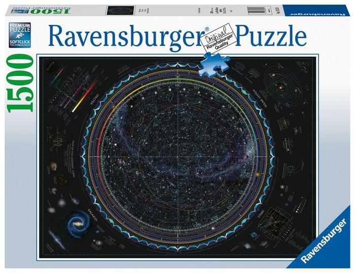 Puzzle universo 1500 pzas