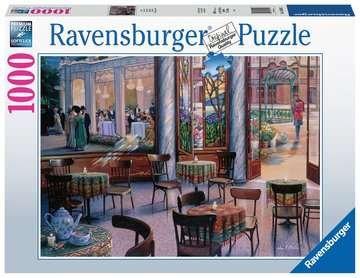 Puzzle 1000 p pausa para el cafe