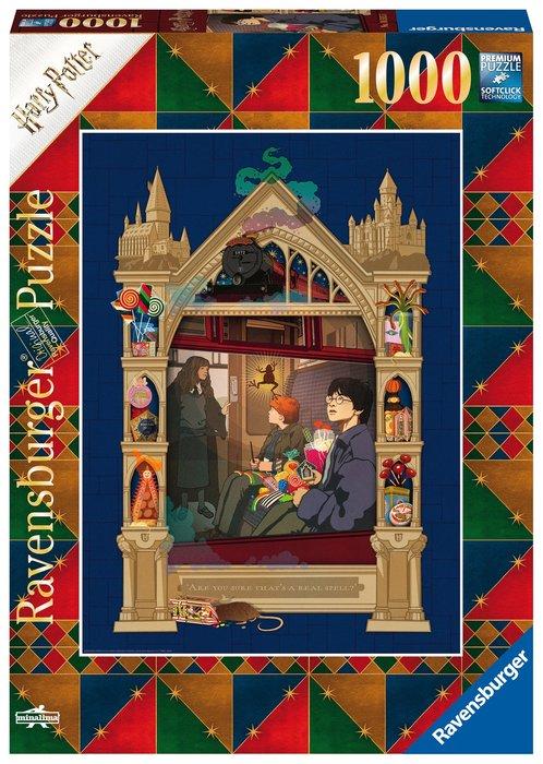 Puzzle 1000 p harry potter c