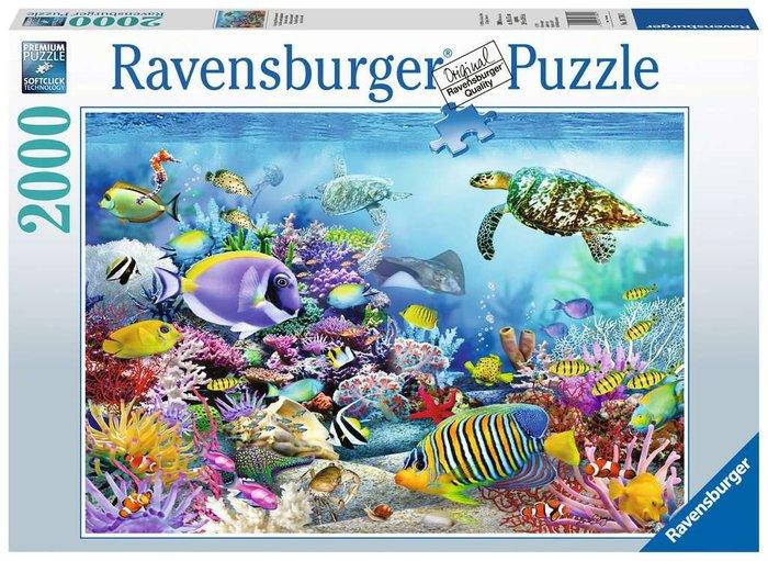 Puzzle arrecife de coral 2000 p