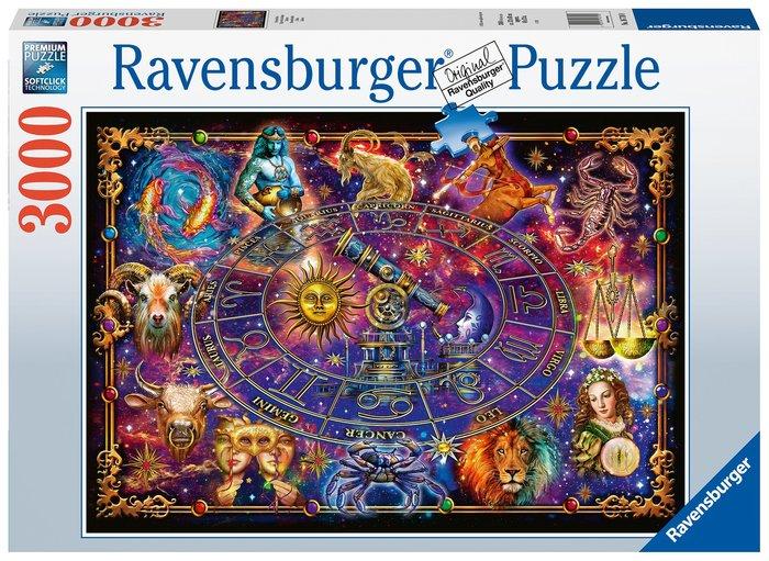 Puzzle 3000  pz zodiaco