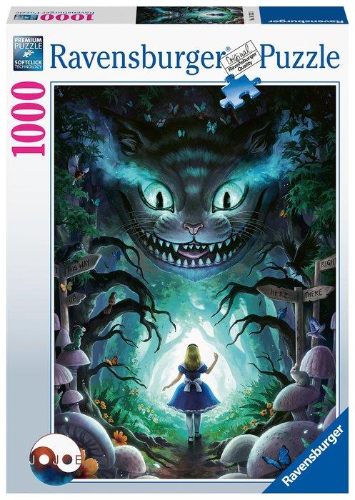 Puzzle 1000 pz aventuras con alicia