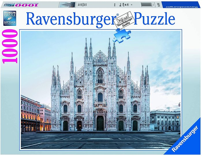 Puzzle 1000 p duomo di milano