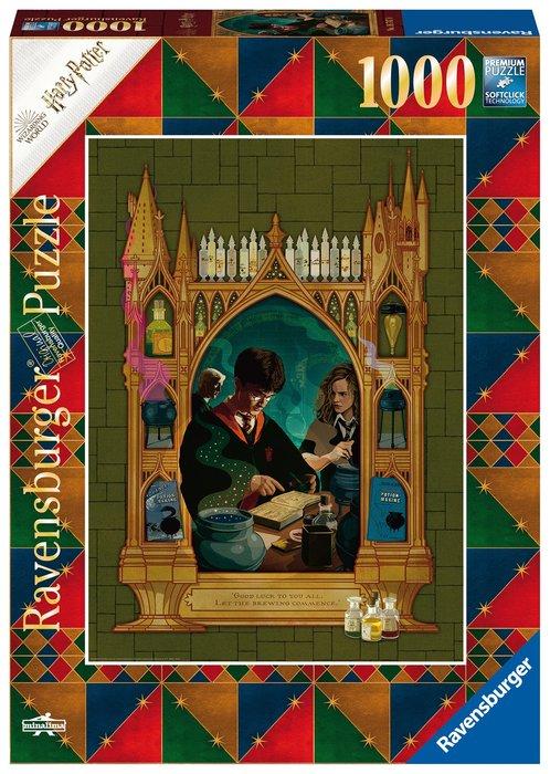 Puzzle 1000 pz harry potter f book edition