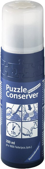 Pegamento permanente puzzle ravensburger