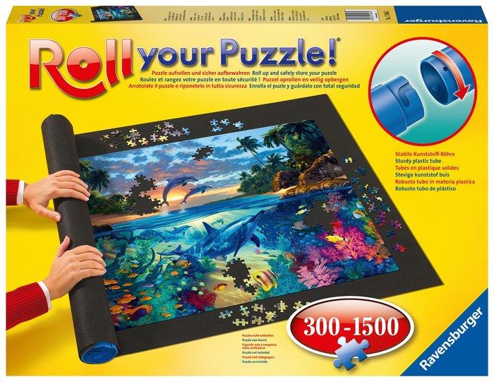 Tapete roll your puzzle hasta 1500 piezas