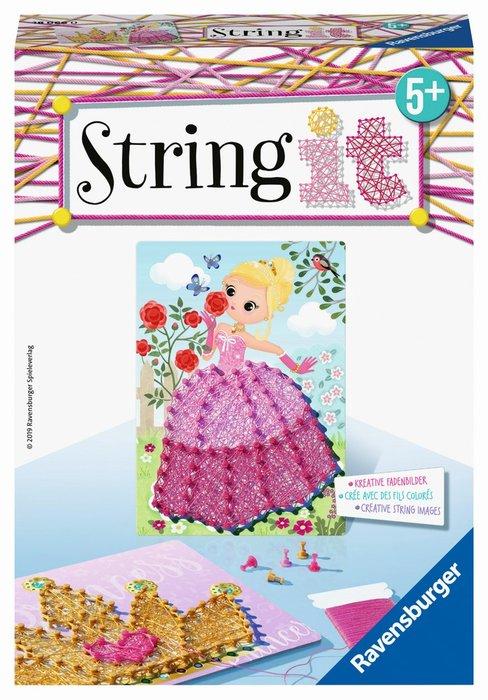 Juego creativo string it mini princesa