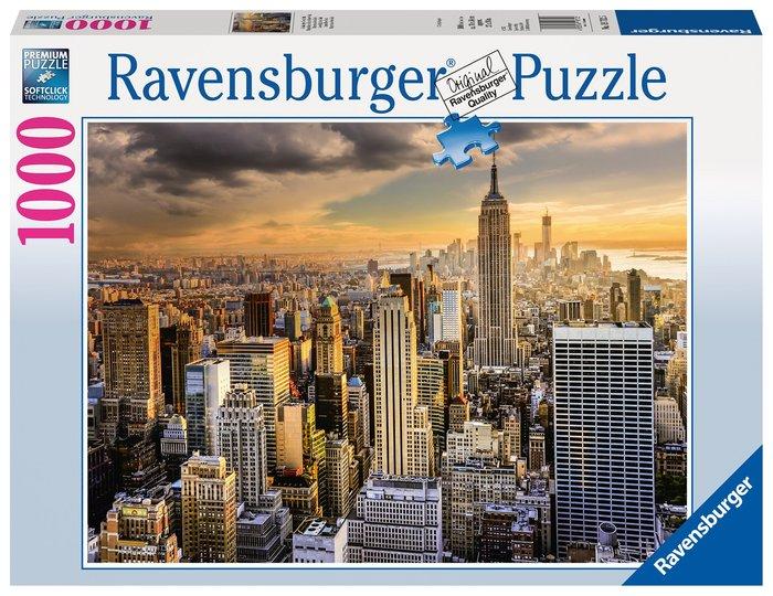 Puzzle 1000 p majestuosa new york