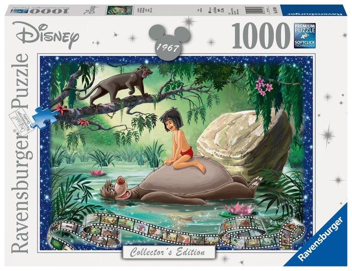 Puzzle disney classic el libro de la selva 1000 p