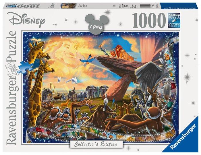 Puzzle disney classic el rey leon 1000 p