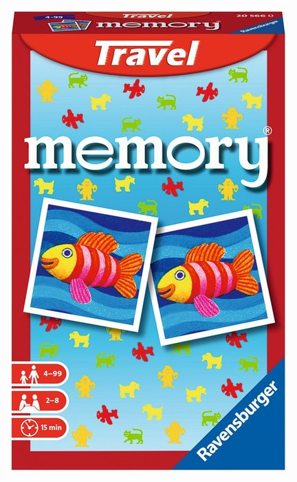 Juego de mesa memory mini